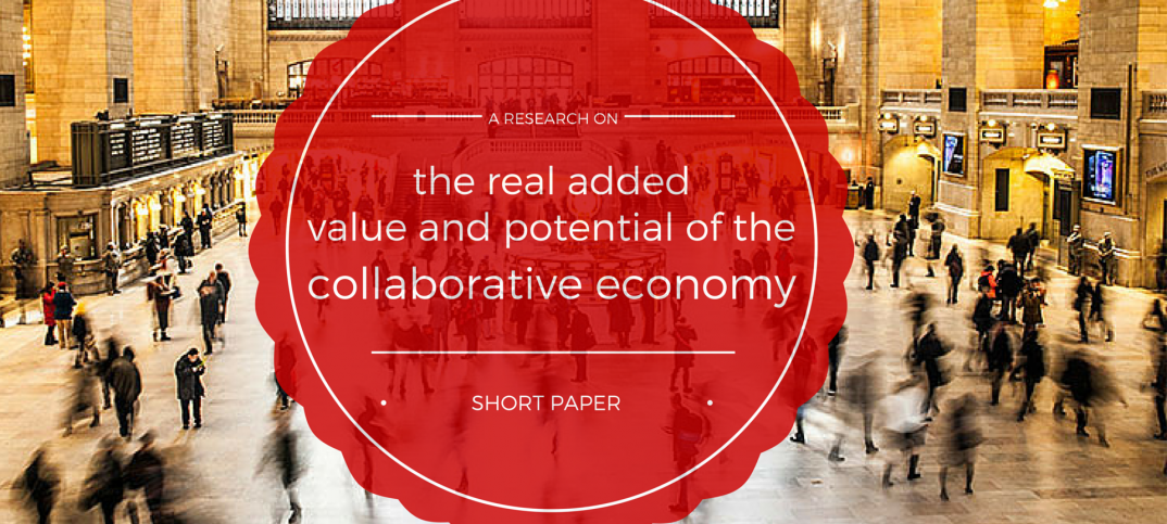 economic value added research paper What is the value of entrepreneurship a review of recent entrepreneurship and economic outcomes, this paper is the assessed in terms of value added.